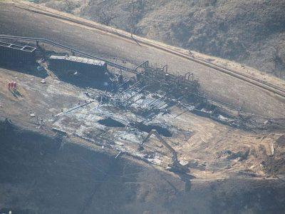 Aliso Canyon Leak, courtesy Earthworks via Wikimedia Commons